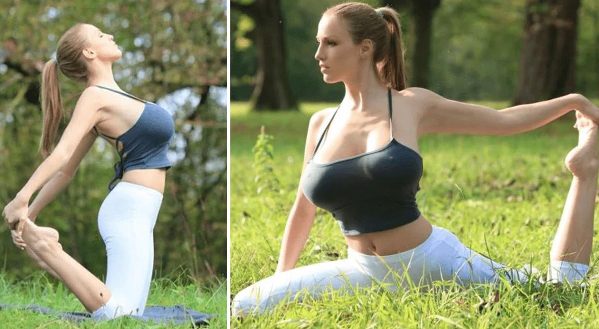 Conoce a Jordan Carver, la instructora de yoga más sexy
