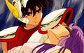 Mira una de las escenas más románticas entre Saori y Seiya