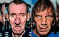 En Face, el nuevo libro de Bruce Gilden, hay 50 retratos.