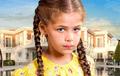 """Así luce la protagonista """"Elif"""" a sus 10 años."""