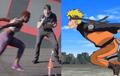 ¿La forma en la que corre el conocido ninja es más rápida? Una medallista de oro lo comprueba.