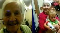 Su abuela se 'caía' en el asilo, pero una cámara oculta reveló una indignante verdad
