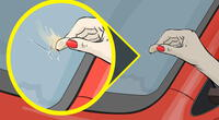 Así puedes reparar un cristal roto con un diente de ajo