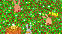 ¿Dónde está el huevo de Pascual? 2 acertijos visuales que te pondrán en aprietos