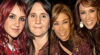 5 famosas latinas que heredaron toda la belleza de sus mamás