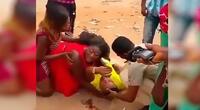 Él fingió su muerte para después pedir matrimonio a su novia, vídeo se hace viral