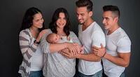 Dos parejas gay se unen para tener hijos