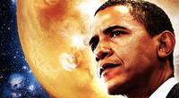 Barack Obama trabaja para enviar hombres a Marte en el 2030