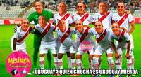 Perú vs Uruguay: Hinchas publican parodia donde le ganamos 10 a 0