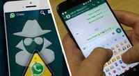 ¿Peligros en WhatsApp? Conoce los 7  riesgos que corres al usarlo