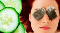 5 trucos para desaparecer las ojeras y bolsas debajo de los ojos de manera natural