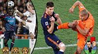 El horror del fútbol, las peores faltas sin sentido que se han cometido