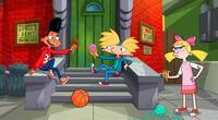 El triste motivo por el que Nickelodeon canceló la serie spin off de ¡Oye Arnold!