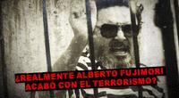 Abimael Guzmán fue capturado en 1992