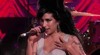 En pleno almuerzo pre-Grammy transmitieron el tráiler del documental de Amy Winehouse.