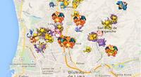 Lanzan una aplicación que ayuda a encontrar Pokémon raros