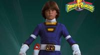 ¡Mira aquí como luce el Power Ranger azúl de power Ranger Turbo!