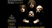 Gana una de las entradas para el Queen Experience Perú Tour 2015.