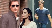 Brad Pitt disfruta de su soltería y pronto olvidaría a Angelina.
