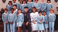 Elenco de Carrusel 1989.