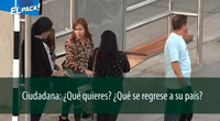 Así reaccionaron muchos peruanos