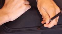 Tu equipaje puede ser abierto en cualquier momento ¡Toma precauciones!