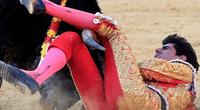 El torero abatido provoca que la sangrienta tradición inicie y las cosas se pongan mal