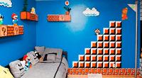 Cuarto temático Mario Bros.