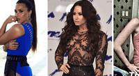 Demi Lovato causó sensación entre sus fans al mostrar los estragos de los desórdenes de su pasado.