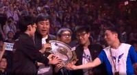 Wings se llevó la victoria a China
