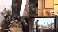 Arrendaron una habitación de 24 metros cuadrados sin renunciar a los comodidades de un departamento amplio.