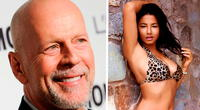 Todos hablan de las fotos íntimas entre Bruce Willis y una joven 30 años menor