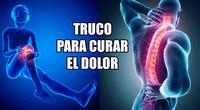 ¿Cómo curar el dolor de espalda, cuello y rodilla de manera rápida? Quiropráctico revela el secreto
