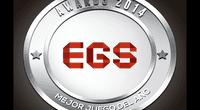 Logo de los Awards EGS 2014.