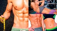 ¿Te gustaría lucir un abdomen marcado? Esta rutina lo hace posible en 1 mes
