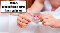 8 creencias muy populares sobre el condón por fin desmitificadas