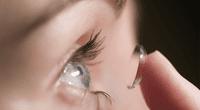 Los lentes de contacto son de gran ayuda, pero las personas deben tener mucho cuidado.