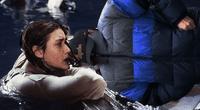 Leonardo Dicaprio usó su casaca para intentar pasar desapercibido