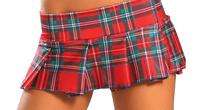 Años atrás las mujeres eran mal vistas si usaban faldas arriba de la rodilla.