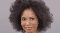 Mujer morena del 2010.