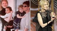 Los actores estuvieron juntos 11 años y adoptaron a dos niños.