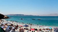 Playas del sur de Lima.