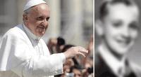 El Papa y su evolución que no conocías con el pasar de los años.