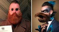 Las mejores barbas y bigotes de Estados Unidos se presentaron a peculiar concurso