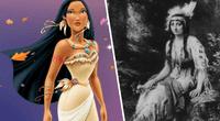 La historia de la princesa indígena marcada por el abuso sexual y la traición.