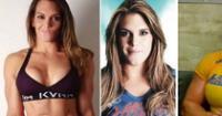 La mujer tiene todas las características para ganarlo todo como luchadora de las MMA.