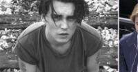 Jack Depp podría hacer olvidar a su padre, el parecido físico es increíble
