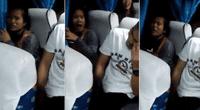Reacción de chica se convirtió en viral.
