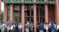 Starbucks posee más de 17.800 locales alrededor del mundo entero