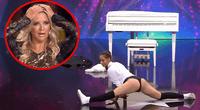 'Got Talent Show' se paralizó con sus increíbles movimientos a ritmo de la música.